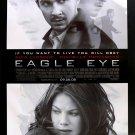 Eagle Eye Single Sided Original Movie Poster 27×40
