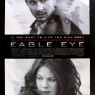 Eagle Eye Double Sided Original Movie Poster 27×40