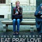 Eat Love Pray Regular Double Sided Original Movie Poster 27×40