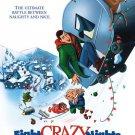 Eight Crazy Nights Regular Single Sided Original Movie Poster 27×40