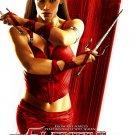Elektra Single Sided Original Movie Poster 27×40
