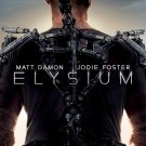 Elysium Advance Double Sided Original Movie Poster 27×40