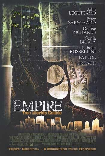 Empire Double Sided Original Movie Poster 27�40