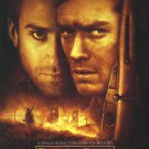 Enemy at the Gates Double Sided Original Movie Poster 27×40