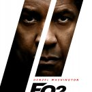 Equalizer 2 Advance Double Sided Original Movie Poster 27×40 inches
