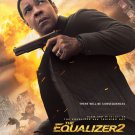 Equalizer Intl A Double Sided Original Movie Poster 27×40 inches