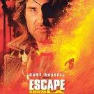 Escape From LA Single Sided Original Movie Poster 27×40