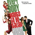 Everybody Wants To Be Italian Double Sided Original Movie Poster 27×40