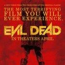 Evil Dead Regular Double Sided Original Movie Poster 27×40