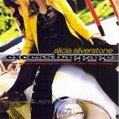 Excess Baggage Double Sided Original Movie Poster 27×40
