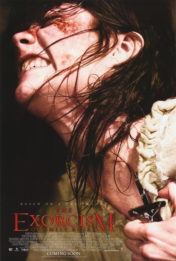 Exorcism of Emily Rose International Double Sided Original Movie Poster 27�40