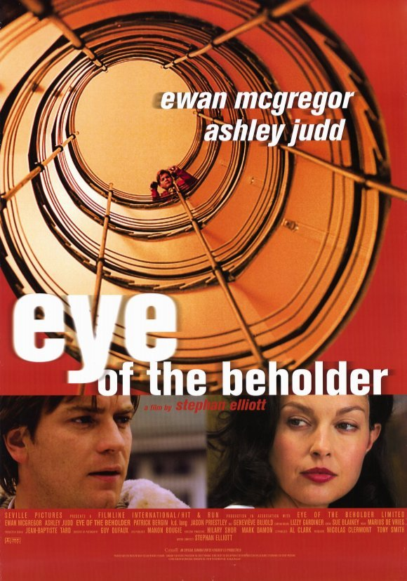 Eye of the Beholder Version A Single Sided Original Movie Poster 27�40