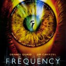 Frequency Version A Single Sided Original Movie Poster 27×40