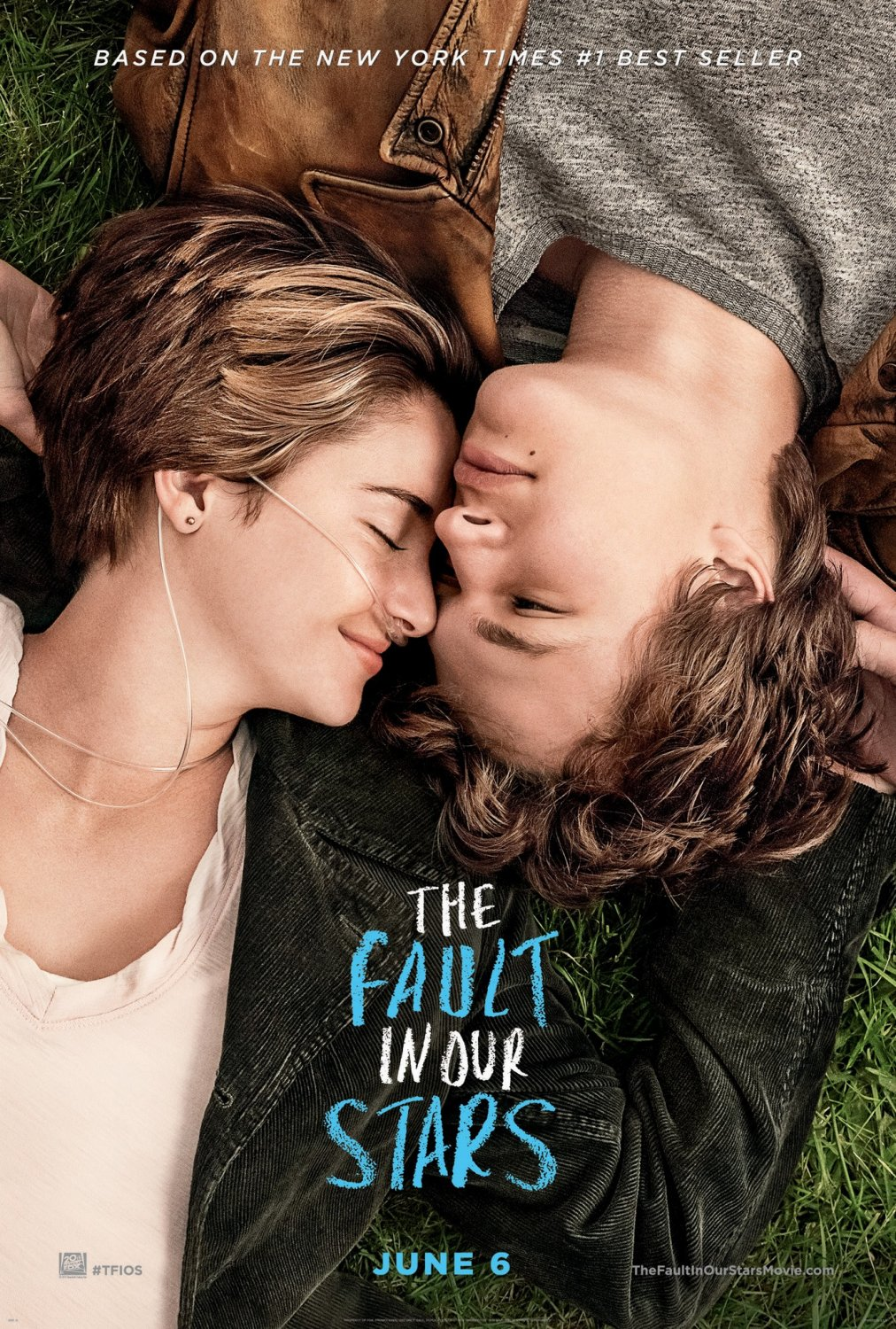 Fault In Our Stars Double Sided Original Movie Poster 27�40