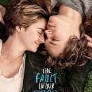 Fault In Our Stars Double Sided Original Movie Poster 27×40
