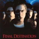 Final Destination Single Sided Original Movie Poster 27×40