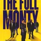 Full Monty Blue Single Sided Original Movie Poster 27×40