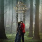 Far From The Madding Crowd Double Sided Original Movie Poster 27×40