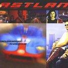 Fastlane Tv Show Single Sided Original Movie Poster 27×40