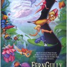 Ferngully: The Last Rain Forest Double Sided Original Movie Poster 27X40