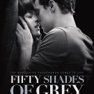 Fifty Shades of Grey Double Sided Original Movie Poster 27×40
