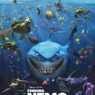 Finding Nemo Sept 14 Double Sided Original Movie Poster 27×40
