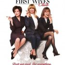 First Wives Club Double Sided Original Movie Poster 27×40