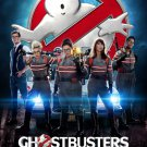 Ghostbusters 2016 Regular Double Sided Original Movie Poster