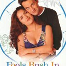 Fools Rush In Double Sided Original Movie Poster 27×40
