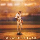For the Love of the Game Regular Double Sided Original Movie Poster 27×40