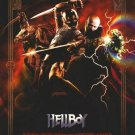 Hellboy (Villain) Double Sided Original Movie Poster 27×40