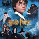 Harry Potter and the Sorcerer's Stone Double Sided Original Movie Poster 27×40