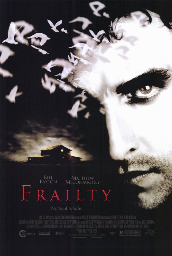 Frailty Single Sided Original Movie Poster 27�40