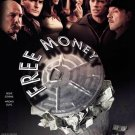 Free Money Double Sided Original Movie Poster 27×40
