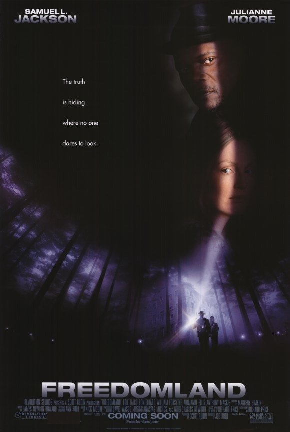Freedom Land International Double Sided Original Movie Poster 27�40