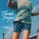 Florida Project Movie Poster Double Sided 27×40 Original