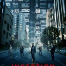 Inception Regular Double Sided Original Movie Poster 27×40