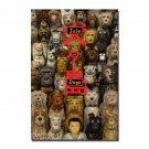 Isle of Dog Adv B Double Sided Original Movie Poster 27×40