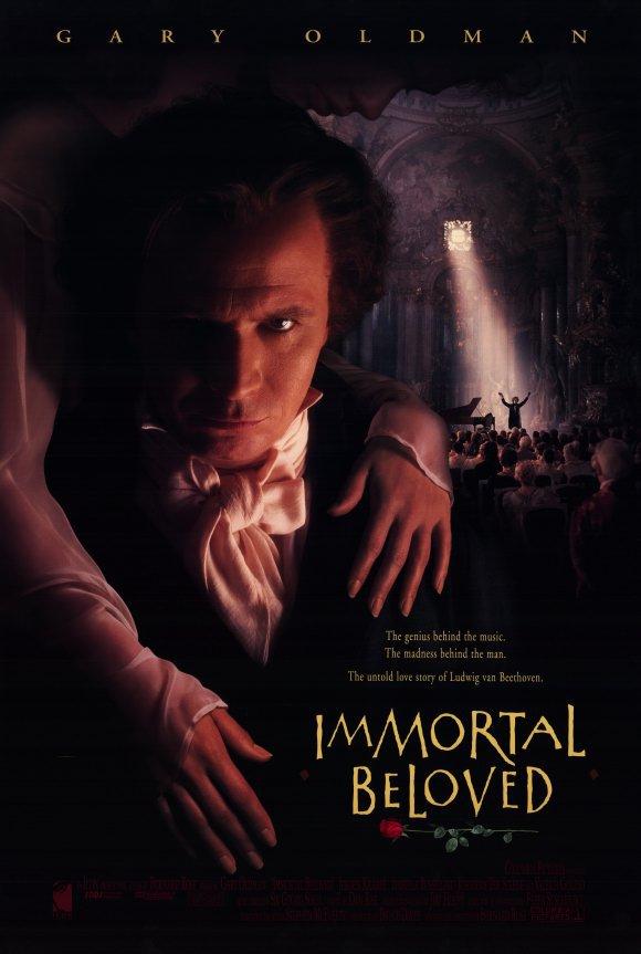 Immortal Beloved Regular Double Sided Original Movie Poster 27�40