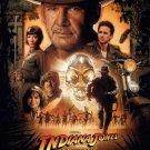 Indiana Jones Kingdom of the Crystal Skull International Double Sided Original Movie Poster 27×40