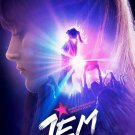 Jem and the Halogram Advance Double Sided Original Movie Poster 27×40