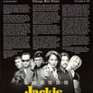 Jackie Brown Golden Globe Double Sided Original Movie Poster 27×40