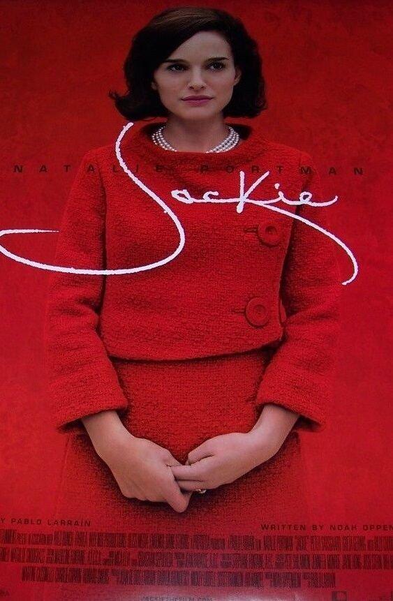 Jackie Natalie Portman Double Sided Original Movie Poster 27�40