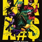 kick Ass Regular Double Sided Original Movie Poster 27×40
