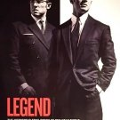 Legend Double Sided Original Movie Poster 27×40