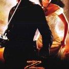 Legend of Zorro Version C Double Sided Original Movie Poster 27×40