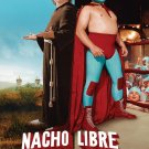 Nacho Libre Regular Version A Original Movie Poster Double Sided 27×40