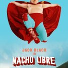 Nacho Libre Advance Version B Original Movie Poster Single Sided 27×40