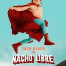 Nacho Libre Advance Version A Original Movie Poster Single Sided 27×40