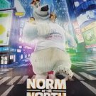 Norm of the North Regular Double Sided Original Movie Poster 27×40